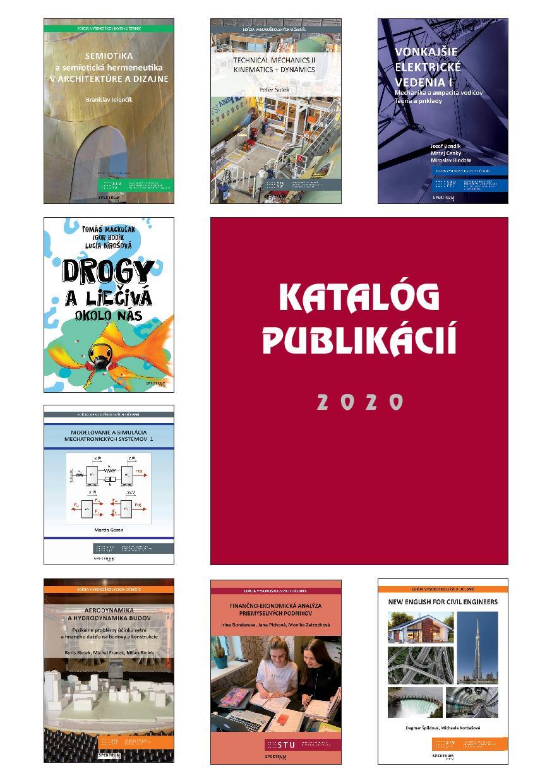 Katalóg publikácií