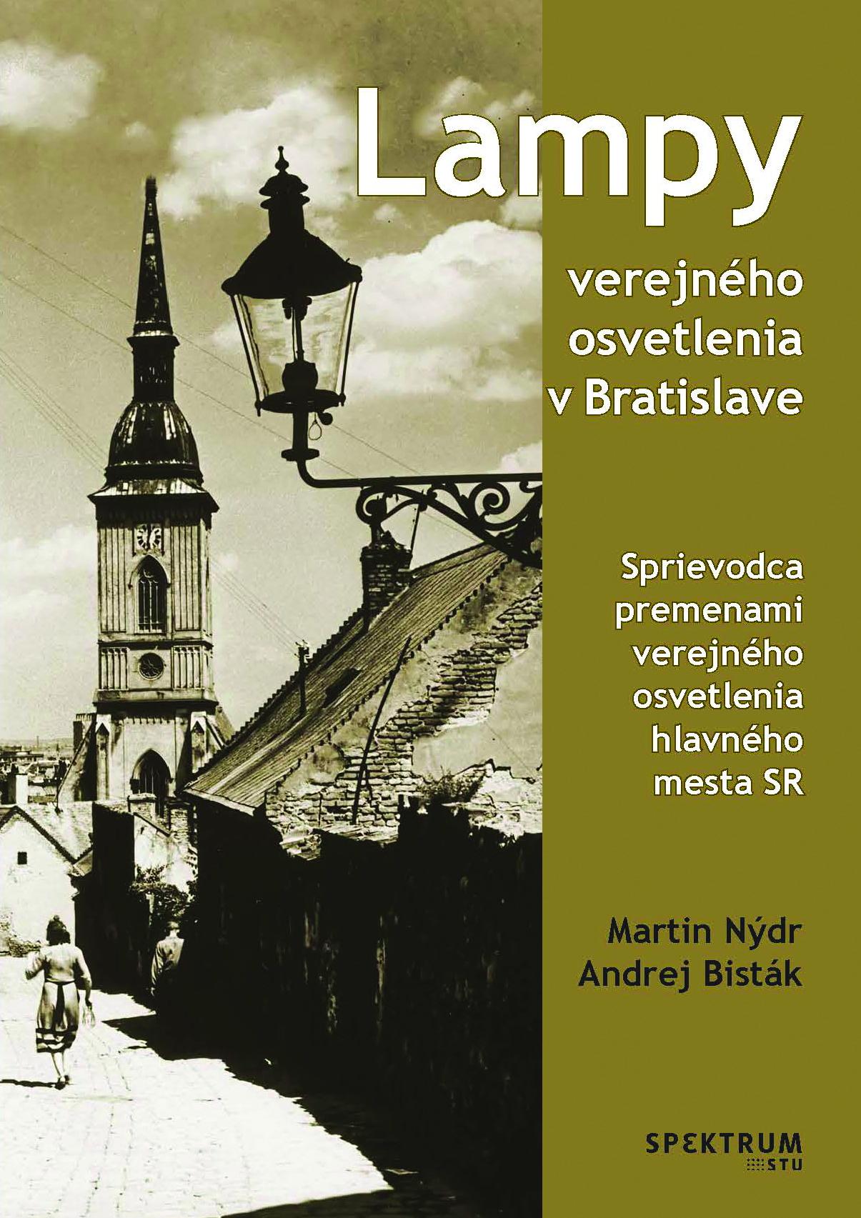 Lampy verejného osvetlenia v Bratislave
